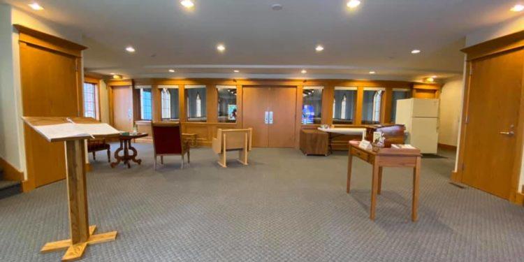 church foyer 1